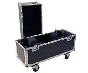 Bilde av Flightcase til NEC V323