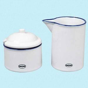 Bilde av Sukker-og melk sett hvit