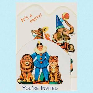Bilde av Invitasjon til fest