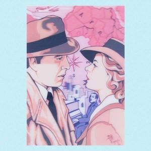 Bilde av 3D kort Casablanca