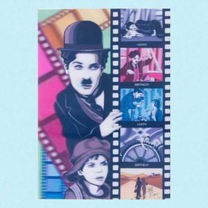 Bilde av 3D kort Chaplin