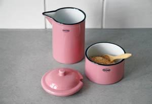 Bilde av Sukker-og melk sett rosa
