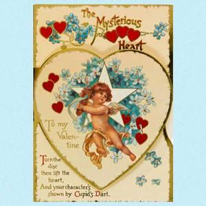Bilde av Hjertekort som dreies