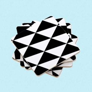 Bilde av Coastere sorte ruter fra