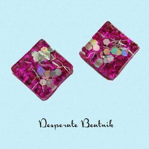 Bilde av The Confetti Lucite pink