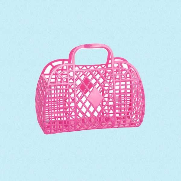 Sunjellies Jellybag barn rosa
