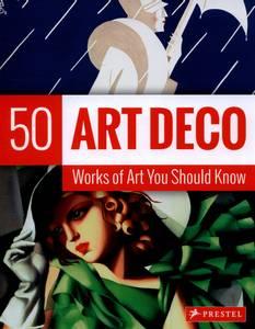 Bilde av 50 Art Deco Works of Art You