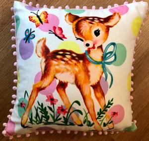 Bilde av Pute Bambi