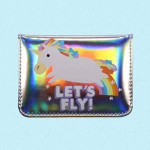 Bilde av Kort og billettholder Unicorn