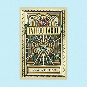 Bilde av Tattoo Tarot kortstokk