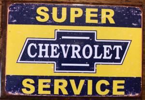 Bilde av Magnet Chevrolet