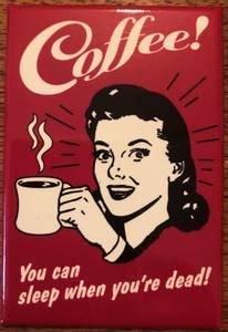 Bilde av Magnet Coffee