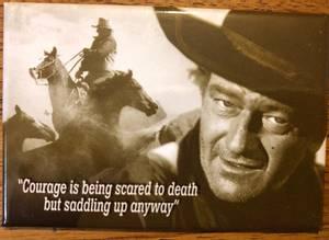 Bilde av Magnet John Wayne