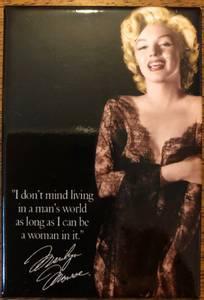 Bilde av Magnet Marilyn