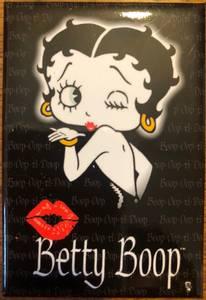 Bilde av Magnet Betty Boop