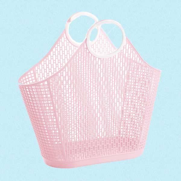 Sunjellies stor Fiesta shopper Pink