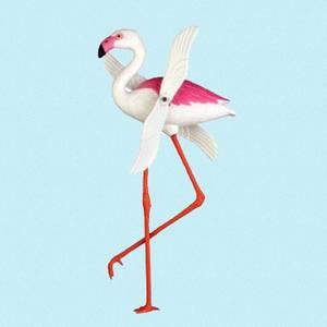 Bilde av Flamingo med bevegelige