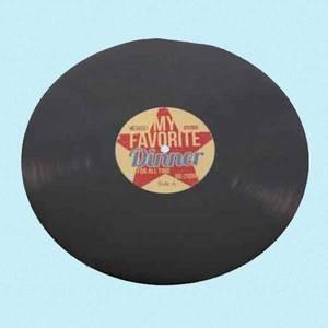 Bilde av Engangsunderlag i papir Vinyl