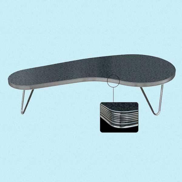 Boomerangbord stort