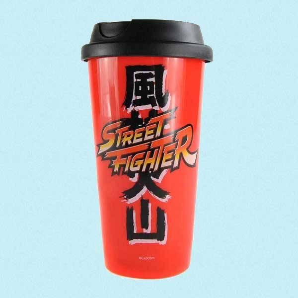 Street Fighter reisekopp