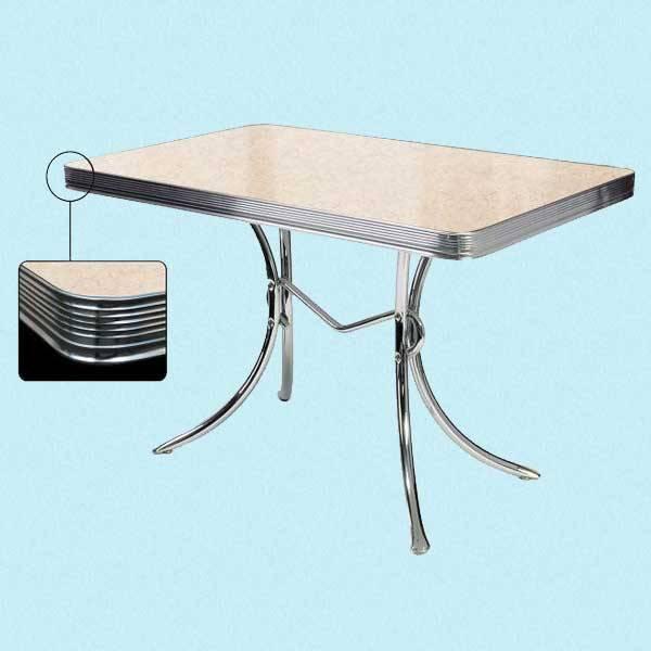 Spisebord avlangt