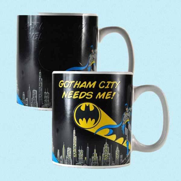 Varme endrende krus Batman