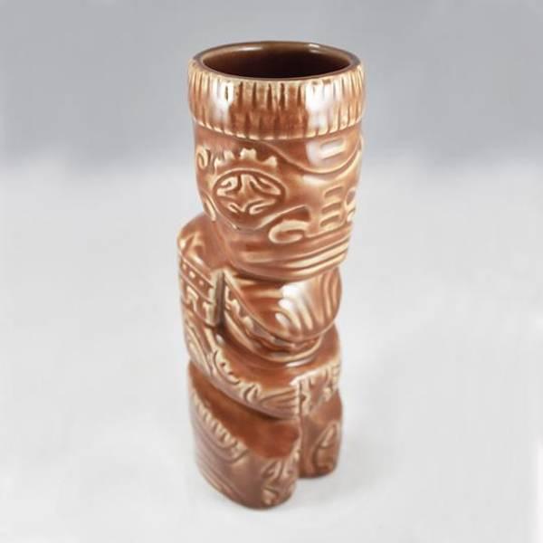 MOKU MOKU TIKI MUG Copper