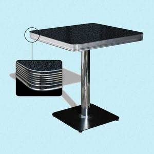 Bilde av Dinerbord firkantet 70 cm