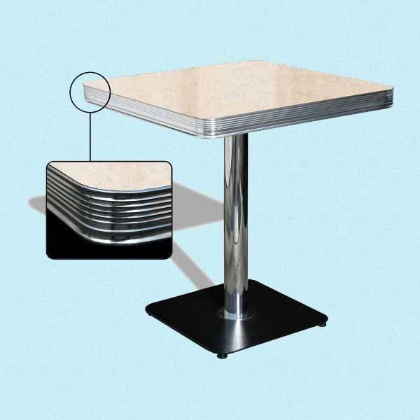 Dinerbord firkantet 70 cm