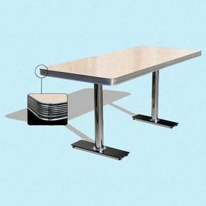 Bilde av Dinerbooth bord 180 cm