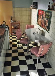 Bilde av Dinerbord halvt