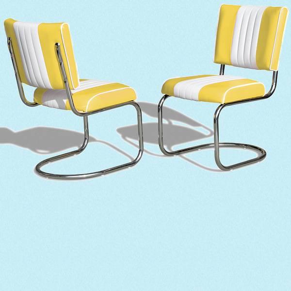 Diner stol (CO 27)