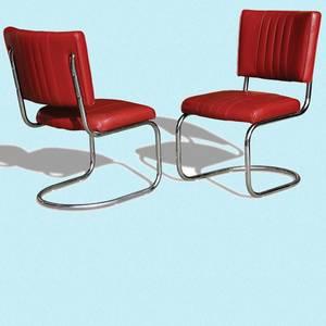 Bilde av Diner stol ensfarget (CO 28