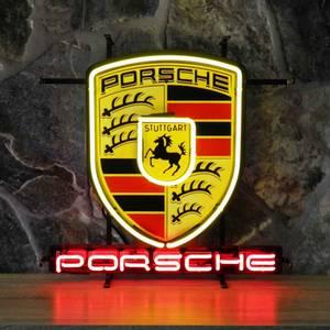 Bilde av Porsche neonskilt