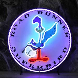 Bilde av Road Runner neonskilt