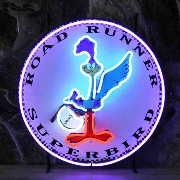 Road Runner neonskilt