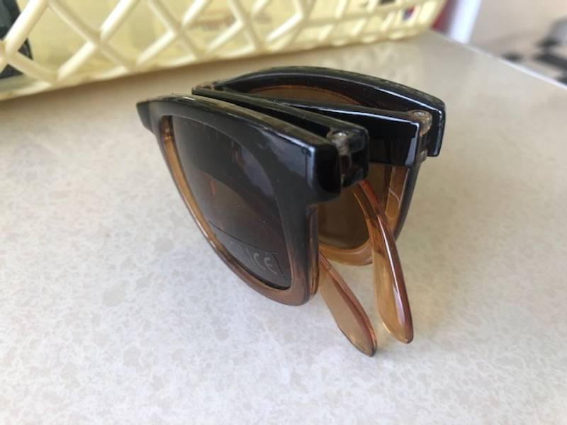 Solbriller brune