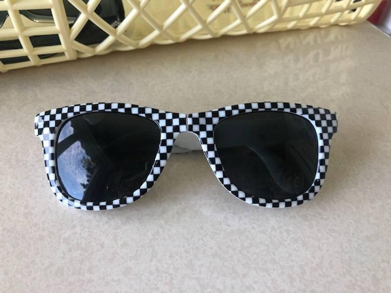 Solbriller rutete