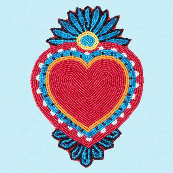 Gryteunderlag Milagro hjerteformet