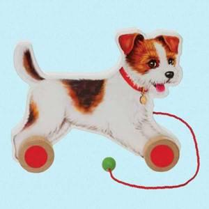 Bilde av Hund pullalong