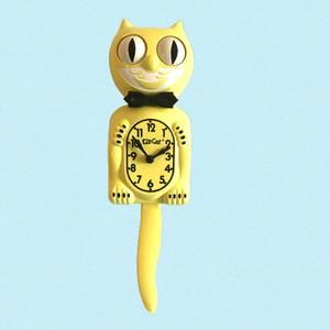 Bilde av Kit-Cat klokken Majestic