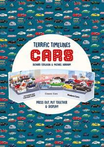 Bilde av Terrific Timelines Cars