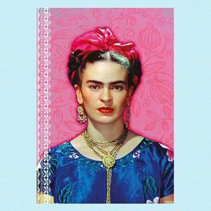 Bilde av Notatbok Frida Kahlo A5