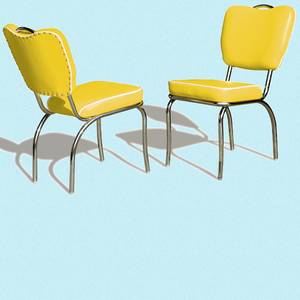 Bilde av Diner stol (CO 26)