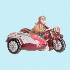 Bilde av Motorsykkel med sidevogn