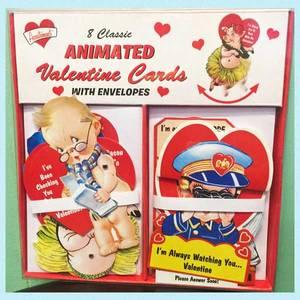 Bilde av Valentines kort