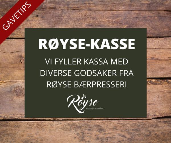 Bilde av Røysekasse liten