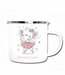 Bilde av Elefant ballerina kopp