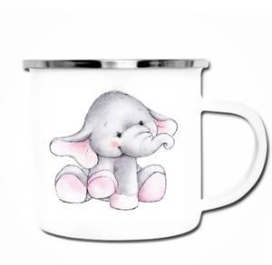 Bilde av elefant-baby kopp