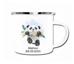 Bilde av Panda baby kopp